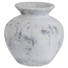 "Load image into Gallery viewer, ""Serene"" Large Antique Stone Vase"