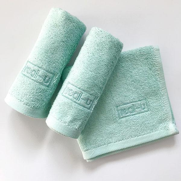Keep your skin fresh and clean with 3 of our face cloths