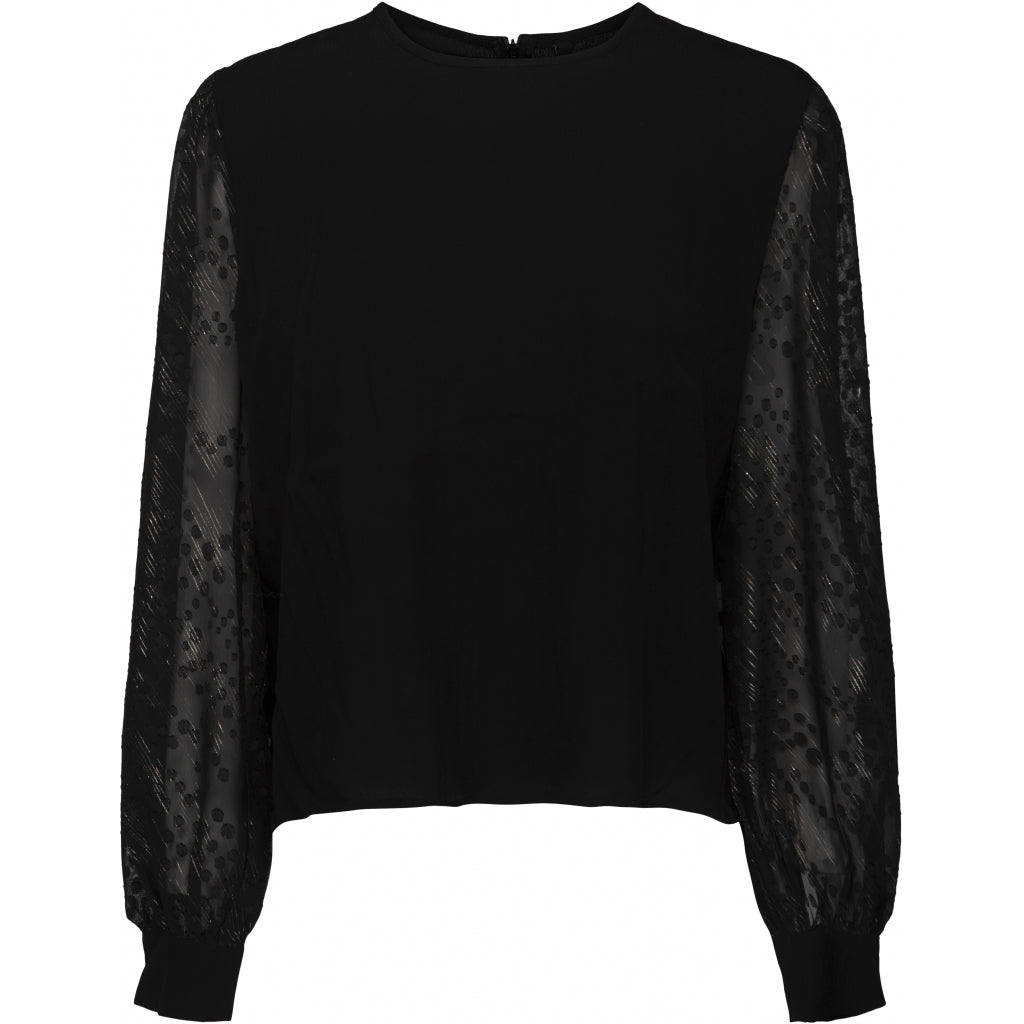 Peppercorn Rashelle Blouse Blouses 9000 BLACK