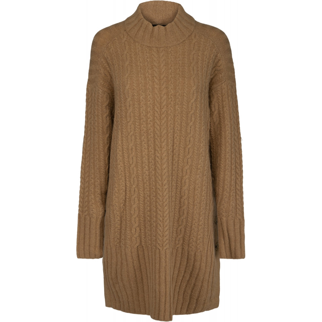 Peppercorn Sigga Knit Dress Knit 0312 TAN