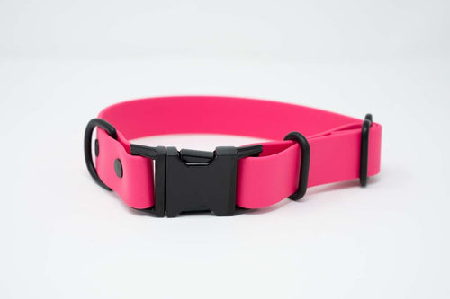 Waterproof Side-release Buckle Collar