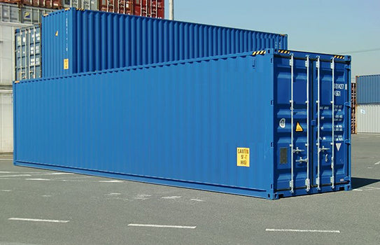 Container france madagascar dom-tom