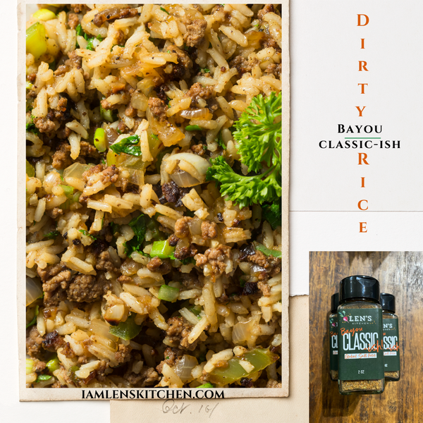 Creole Dirty Rice