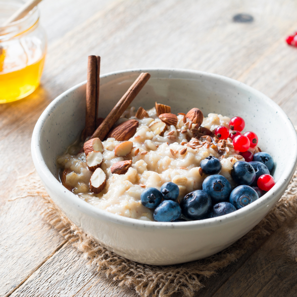 Easy Creamy Oatmeal for a Fast Break