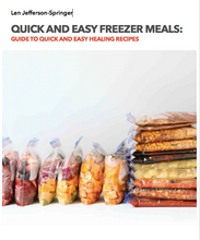 Load image into Gallery viewer, Quick & Easy Freezer Meals