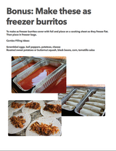 Load image into Gallery viewer, Easy Freezer Meals - FREE EBOOK