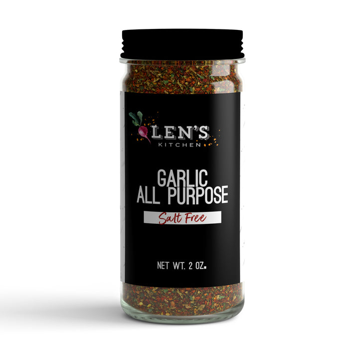 No Salt Garlic All Purpose Blend