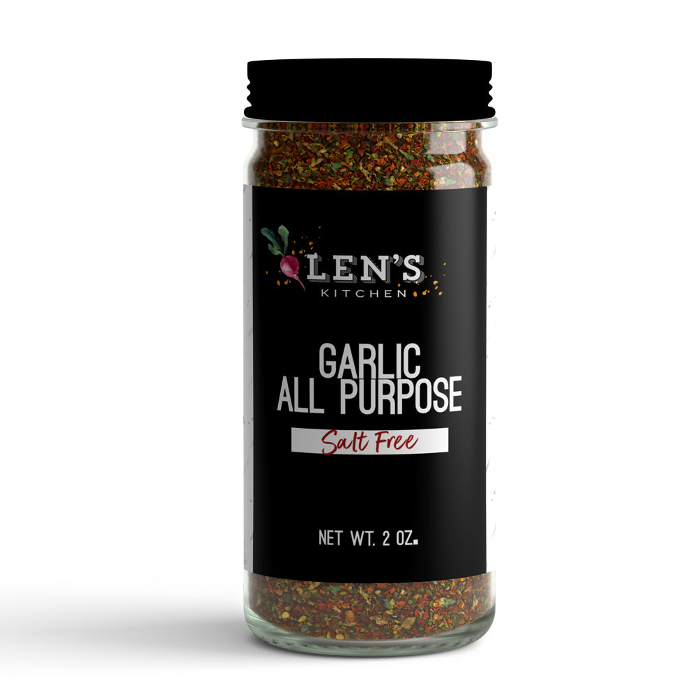 Garlic All Purpose Blend - Salt Free
