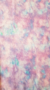 Booksleeve - Purple Watercolour Soft-Touch