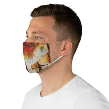 Load image into Gallery viewer, Carnage Fabric Face Mask