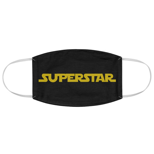 Superstar Fabric Face Mask