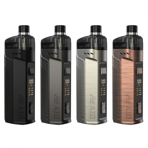 Artery Cold Steel AIO Pod Mod Kit 120W