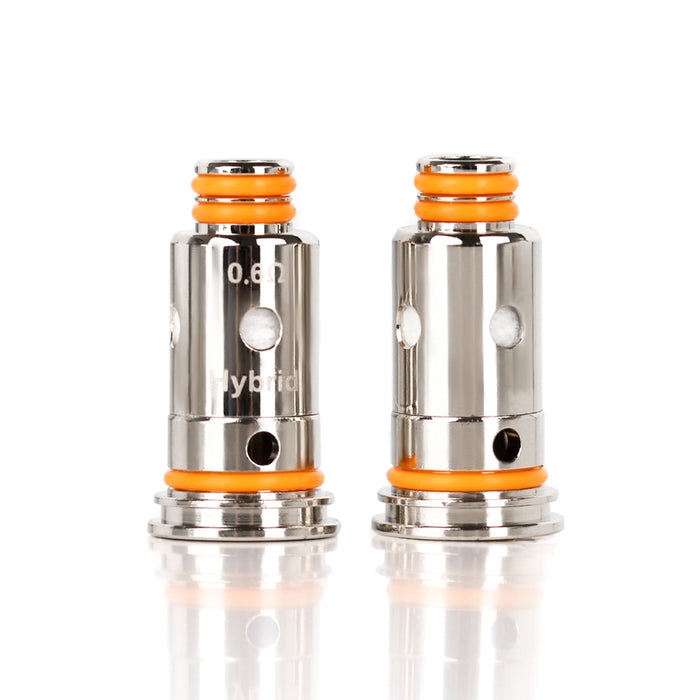 Geekvape Aegis Pod Kit Replacement Mesh Coils 5pcs/pack