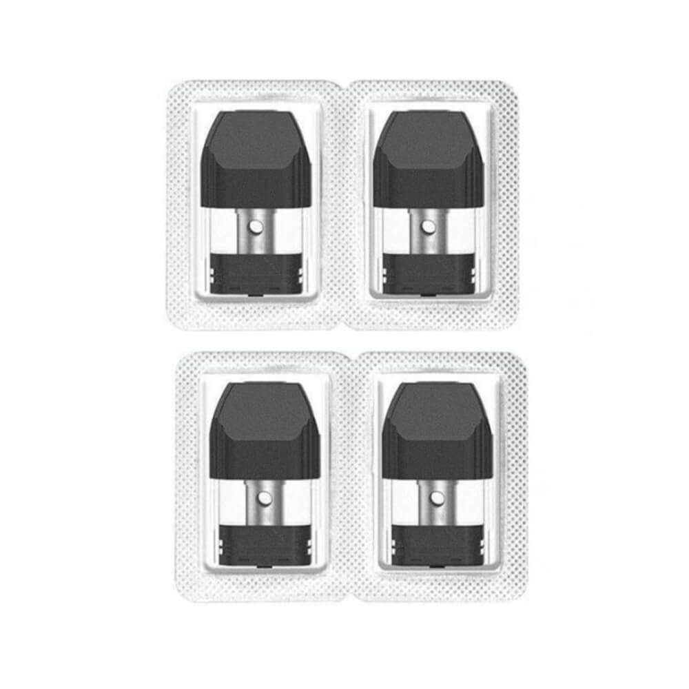 Hugo Vapor Z ONE Replacement Pods 0.14ohm 4pcs/pack
