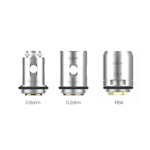 (Pre-order) Ijoy Jupiter Replacement Coils