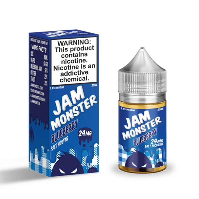 [US Warehouse] Jam Monster Salts PB & J 30ml Nic Salt Vape Juice