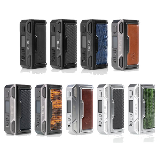 Lost Vape THELEMA DNA250C Box Mod 200W