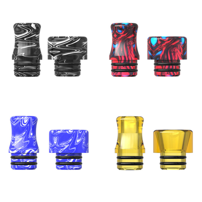(Pre-order) Mechlyfe 510 Drip Tips (2pcs/pack)
