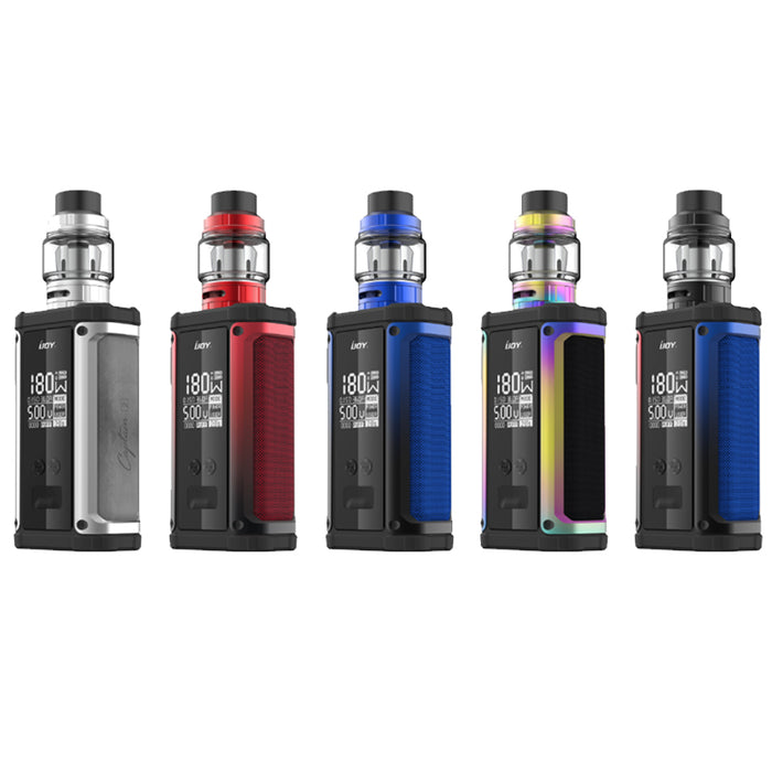 IJOY Captain 2 180W Starter Kit With Captain V Tank
