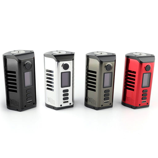 Odin 200W MOD By DOVPO & VAPERZ CLOUD & THE VAPING BOGAN