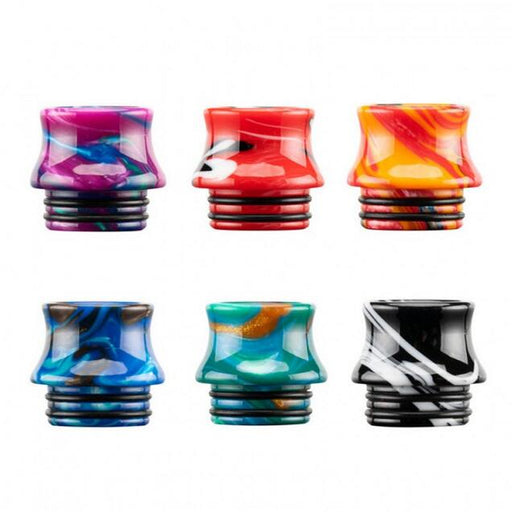 REEWAPE AS300 Resin 810 Drip Tip-Random Color
