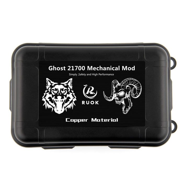 Reewape Ruok Ghost 21700 Mechanical Mod