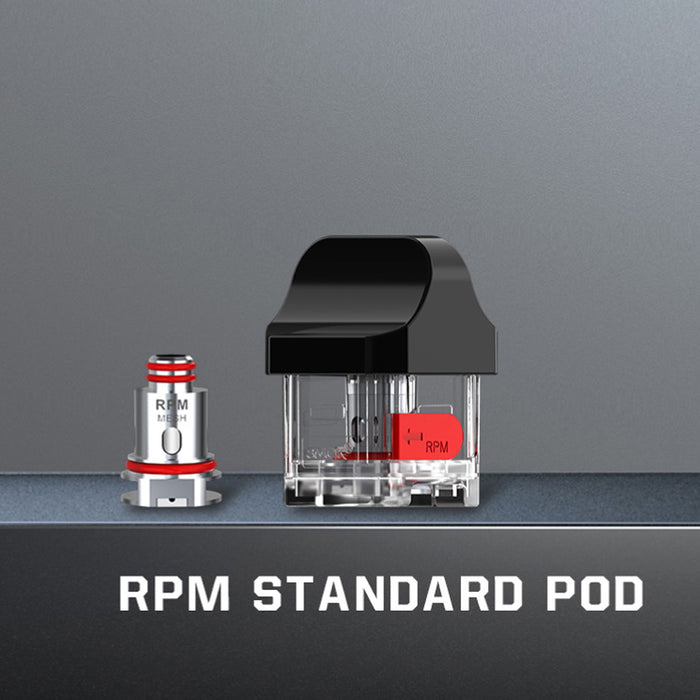 [US Warehouse] SMOK RPM40 Replacement Pod Cartridges (Pack of 3)