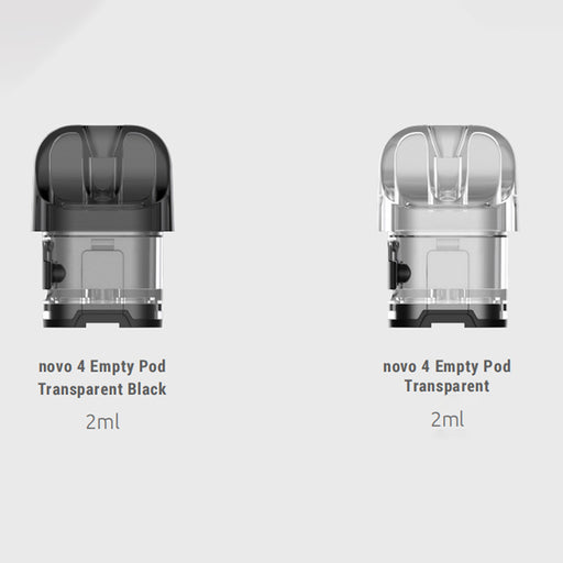 (Pre-order) SMOK Novo 4 Replacement Empty Pods 2ml (3pcs/pack)