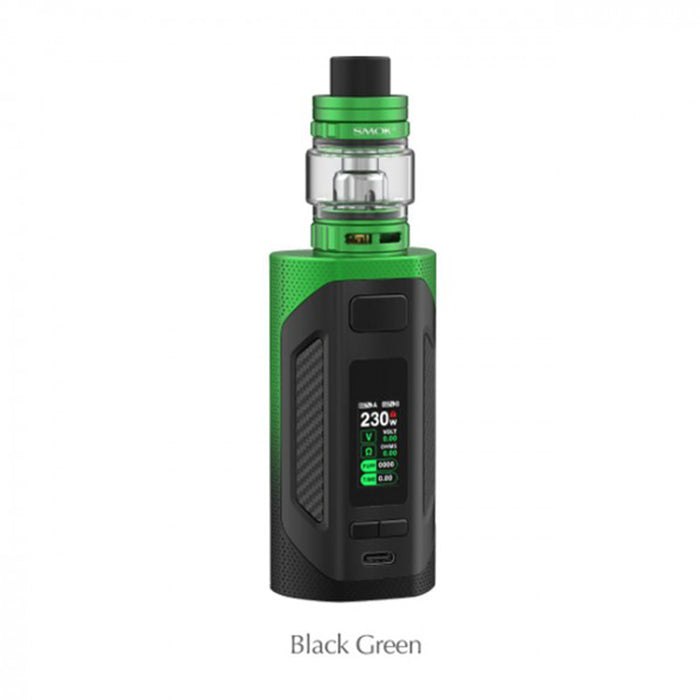 SMOK Rigel Mod Kit 230W with TFV9 Sub Ohm Tank