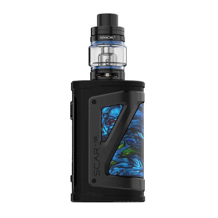 (Pre-order) SMOK Scar-P18 Box Kit 230W With TFV9 Tank