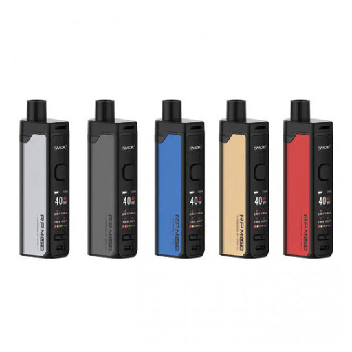[US Warehouse] SMOK RPM Lite Pod Kit 1250mAh