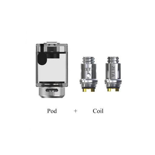 (Pre-order) Think Vape ZETA AIO Pod With Replacement Coils