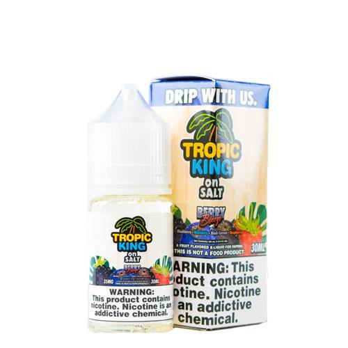 Tropic King Salt Berry Breeze 30ml Nic Salt Vape Juice