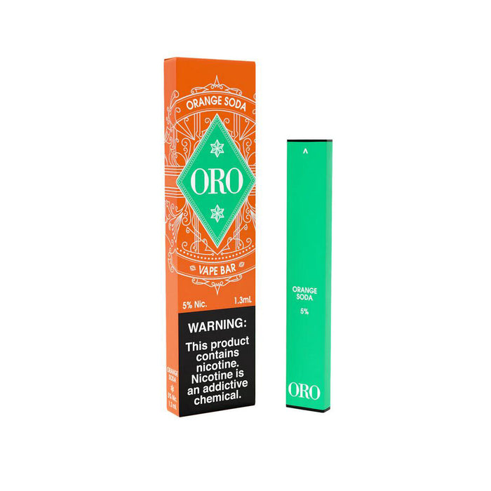 [US Warehouse] ORO Bar Disposable Vape Device