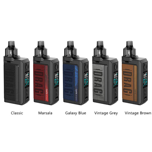 [US Warehouse] VooPoo Drag Max Kit