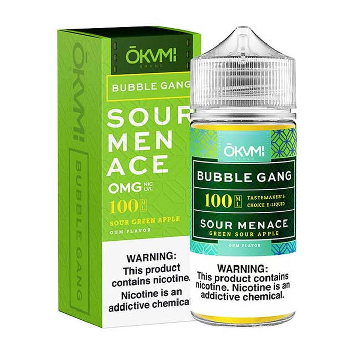 [US Warehouse] Bubble Gang Collection 100ml Vape Juice