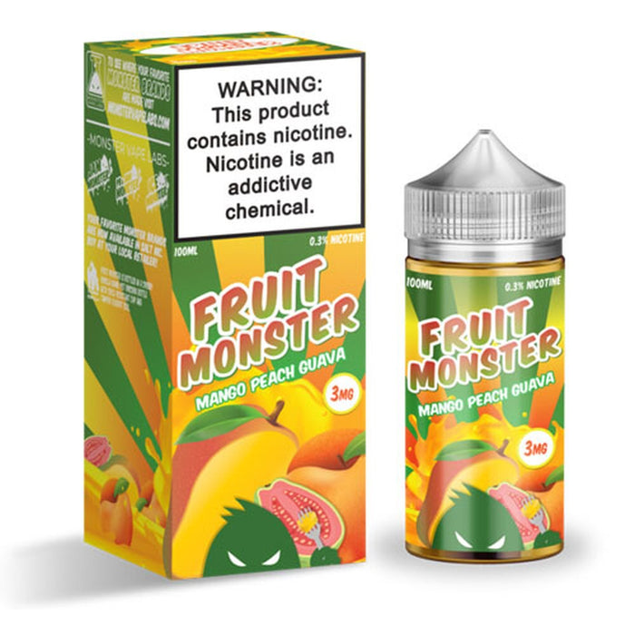 [US Warehouse] Fruit Monster Collection 100ml Vape Juice