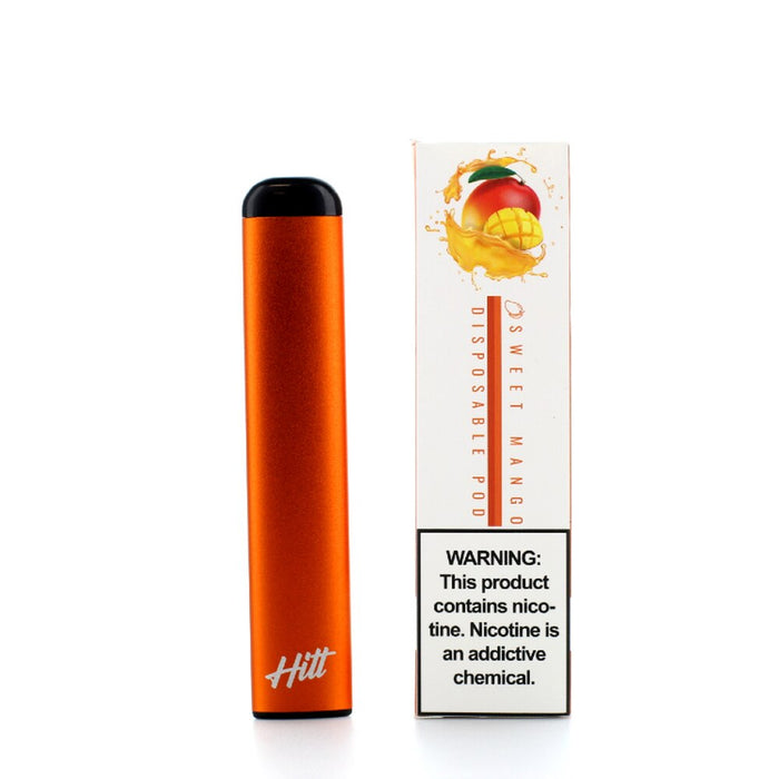 [US Warehouse] Hitt Go Disposable Vape