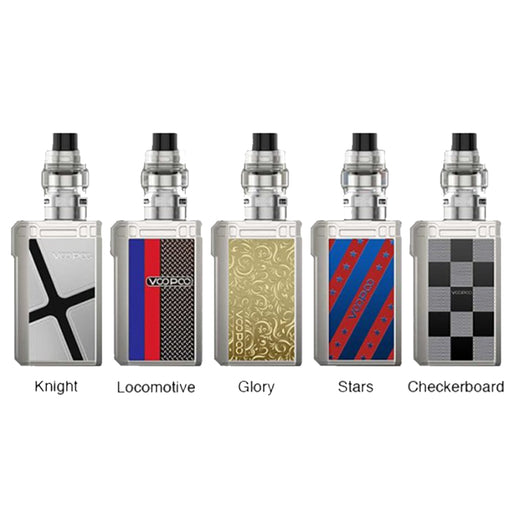 Voopoo Alpha Zip Starter Kit 180W With Maat Tank