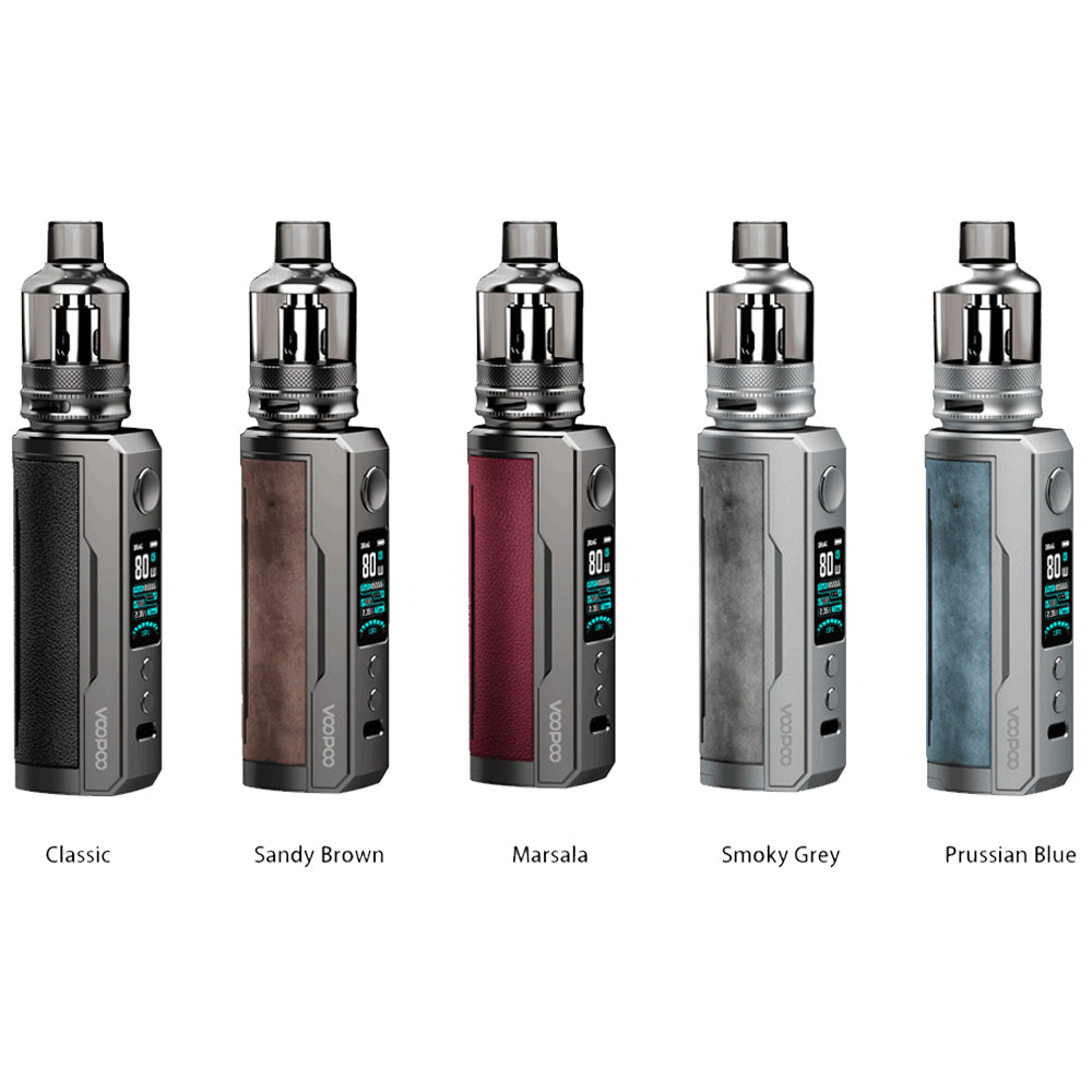 (Pre-order) Voopoo Drag X Plus Kit 100W