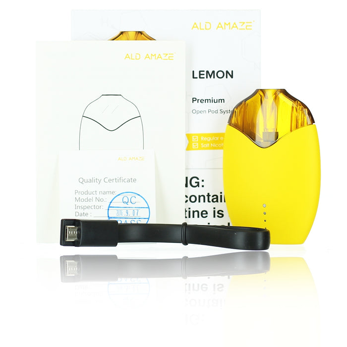 [US Warehouse] Ald Amaze Lemon Ultra-Portable System Kit