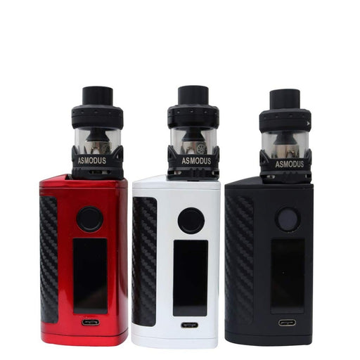 Asmodus Minikin 3S 200W Kit with Viento Tank
