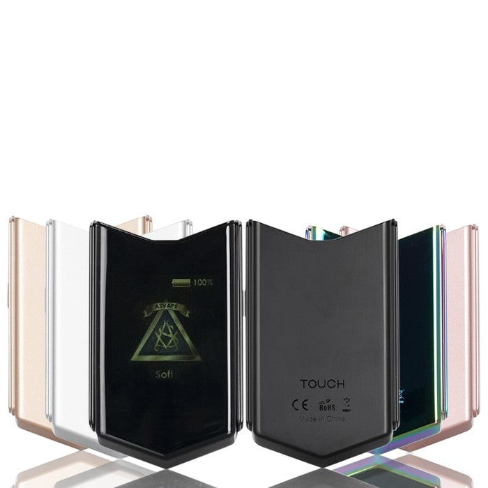 [US Warehouse] Asvape Touch Pod Device (Cartridges Not Included)