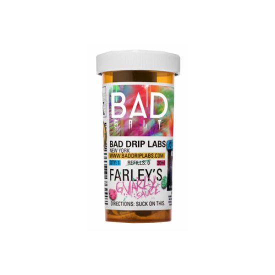 [US Warehouse] Bad Drip Salts Collection 30ml Nic Salt Vape Juice