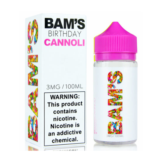 [US Warehouse] Bam's Collection 100ml Vape Juice
