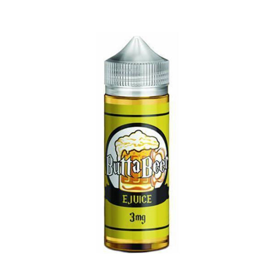 [US Warehouse] ButtaBeer E-Juice Line 120ml