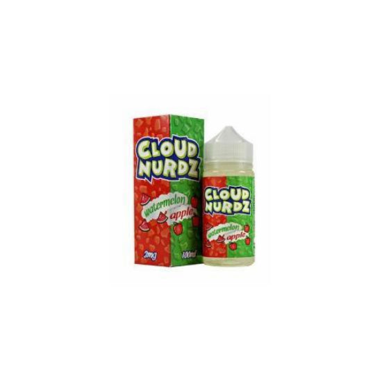 [US Warehouse] Cloud Nurdz Collection 100ml Eliquid