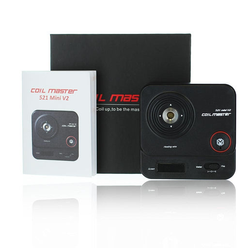 [US Warehouse] Coil Master 521 Mini Tab Ohm Reader