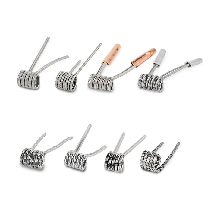 [US Warehouse] Coil Master Skynet Prebuilt Coils - 8 in 1