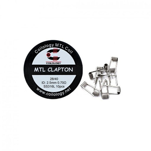Coilology MTL Clapton Coil(10pcs/box)